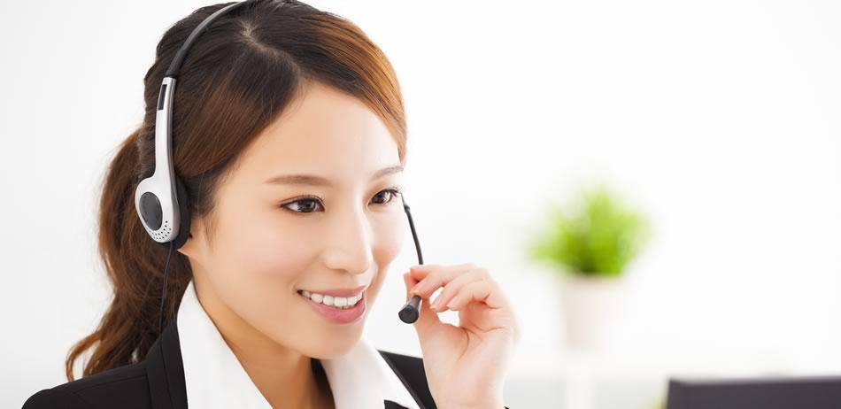 当社のコールセンター・BPOサービスが幅広い業種で導入されています。